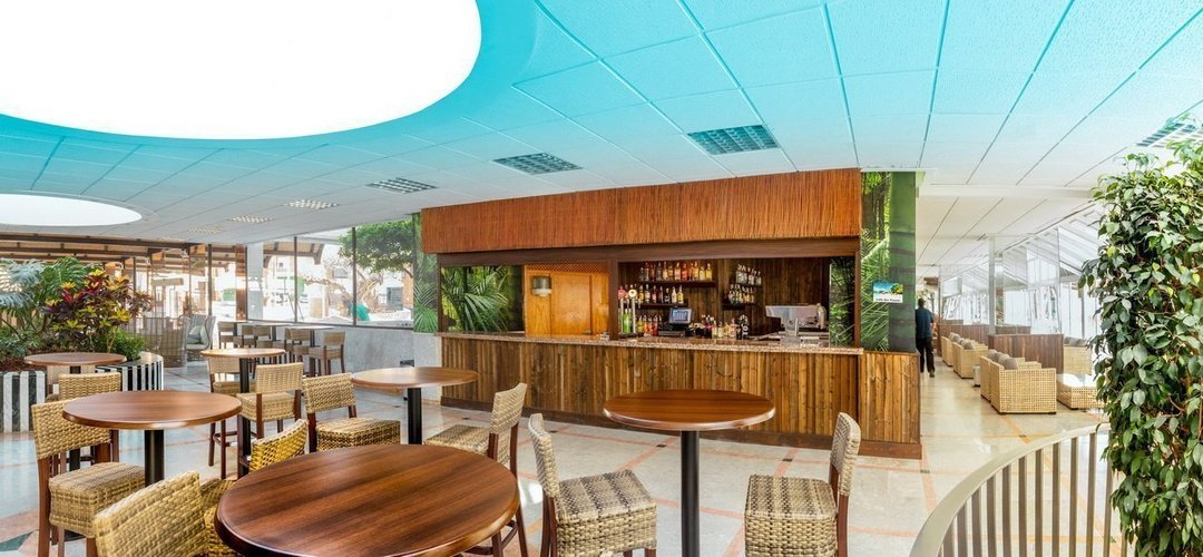 'Nassau' Lobby Bar Magic Tropical Splash Aparthotel Benidorm