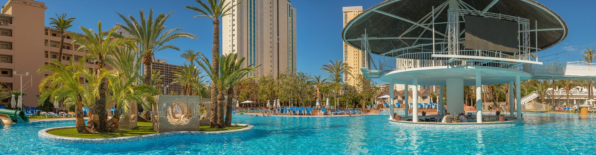 Magic Aqua™ Tropical Splash - Benidorm -