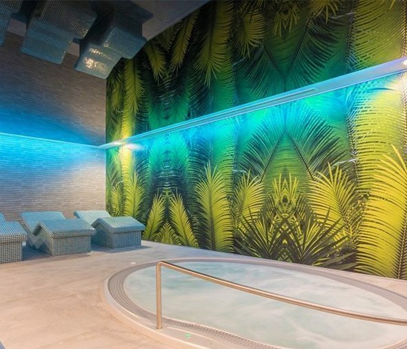 'Fountain of Youth' Spa & Beauty Center Magic Tropical Splash Aparthotel Benidorm