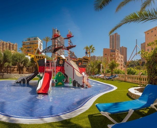 'Black Pearl' Magic Tropical Splash Aparthotel Benidorm