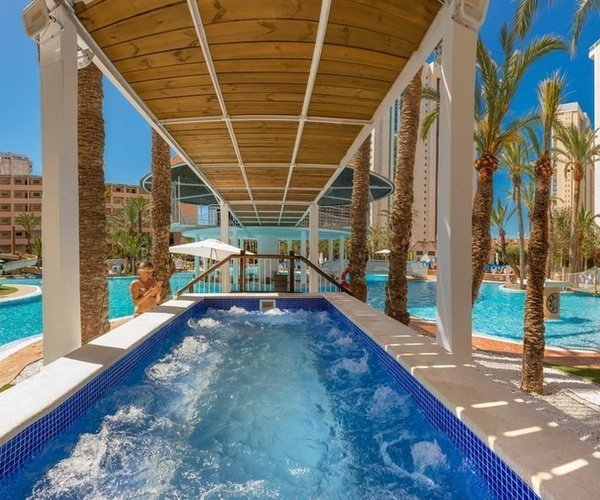 The best photos magic tropical splash aparthotel benidorm