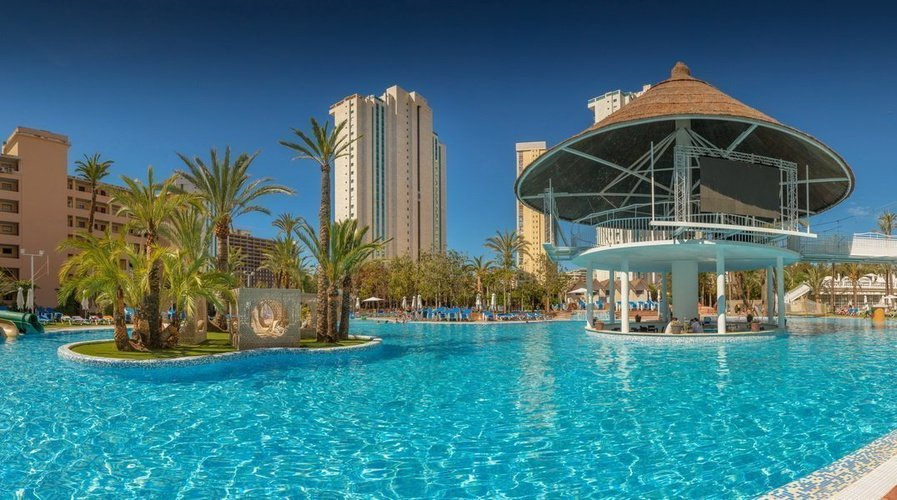 'Cayo Coco' Bar Magic Tropical Splash Aparthotel Benidorm