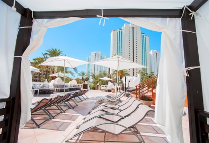 Aruba magic tropical splash aparthotel benidorm