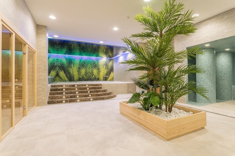 'fountain of youth' spa & beauty centre magic tropical splash aparthotel benidorm