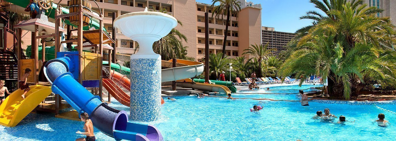 Magic Aqua Experience™ Magic Aqua™ Monika Holidays Aparthotel