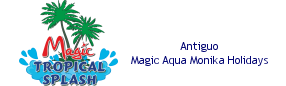 None-star Magic Tropical Splash Aparthotel